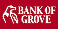 Bank of Grove- http://www.bankofgrove.com/