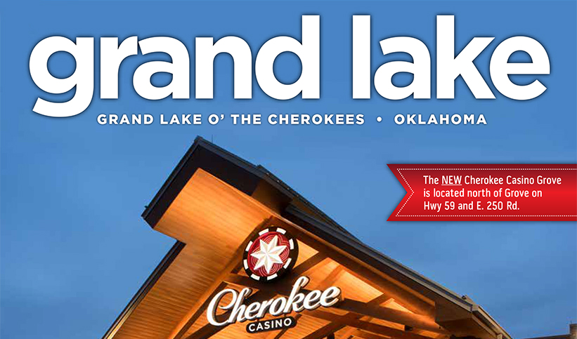 Grand Lake O' The Cherokees