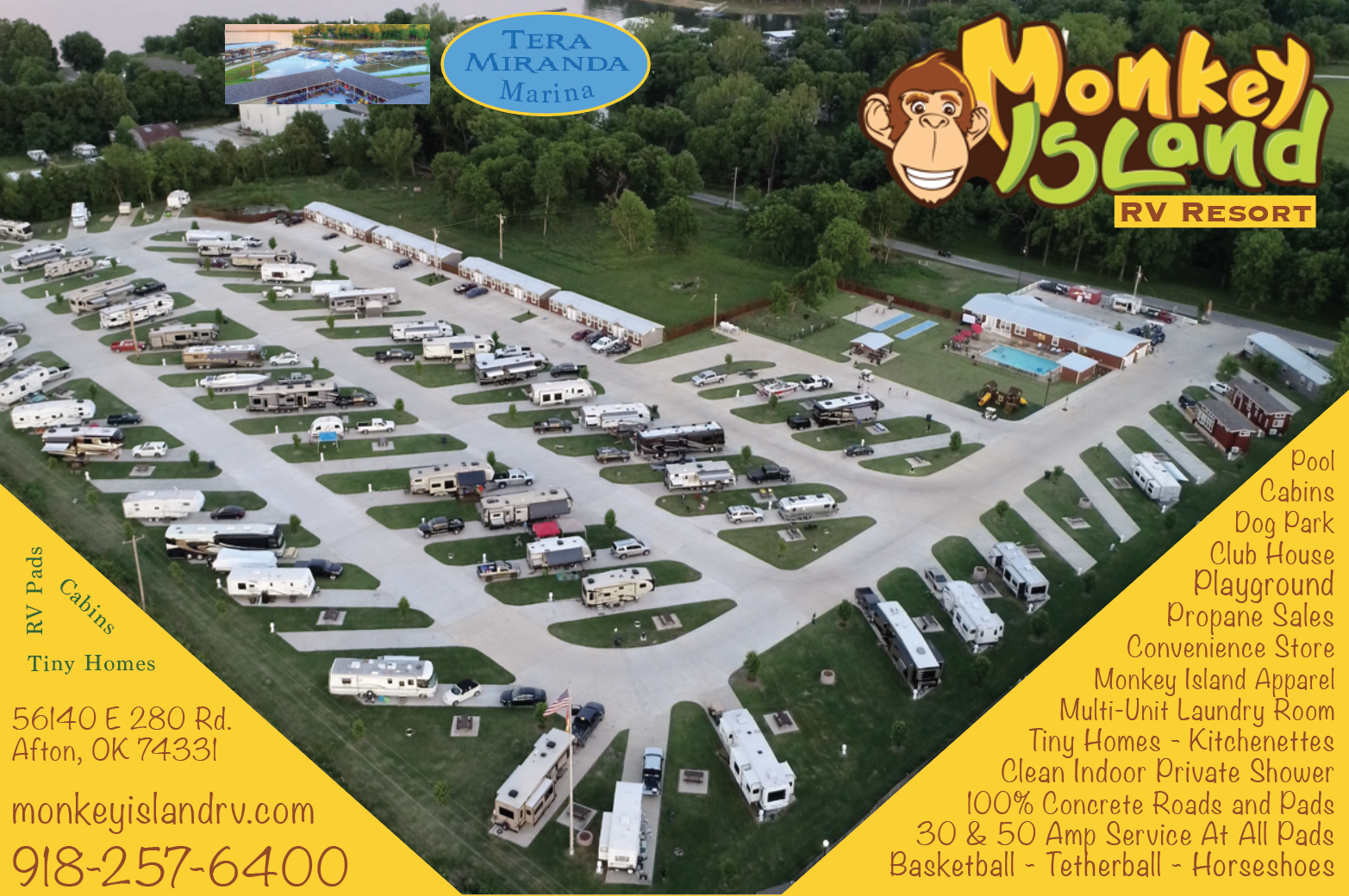 Campgrounds and RV Parks - Grand Lake Association